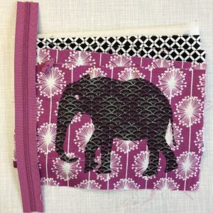 Elefantennähset
