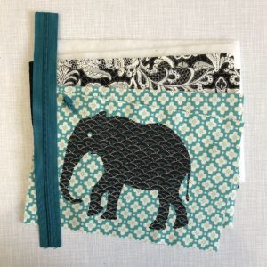 Elefantennähset Täschchen