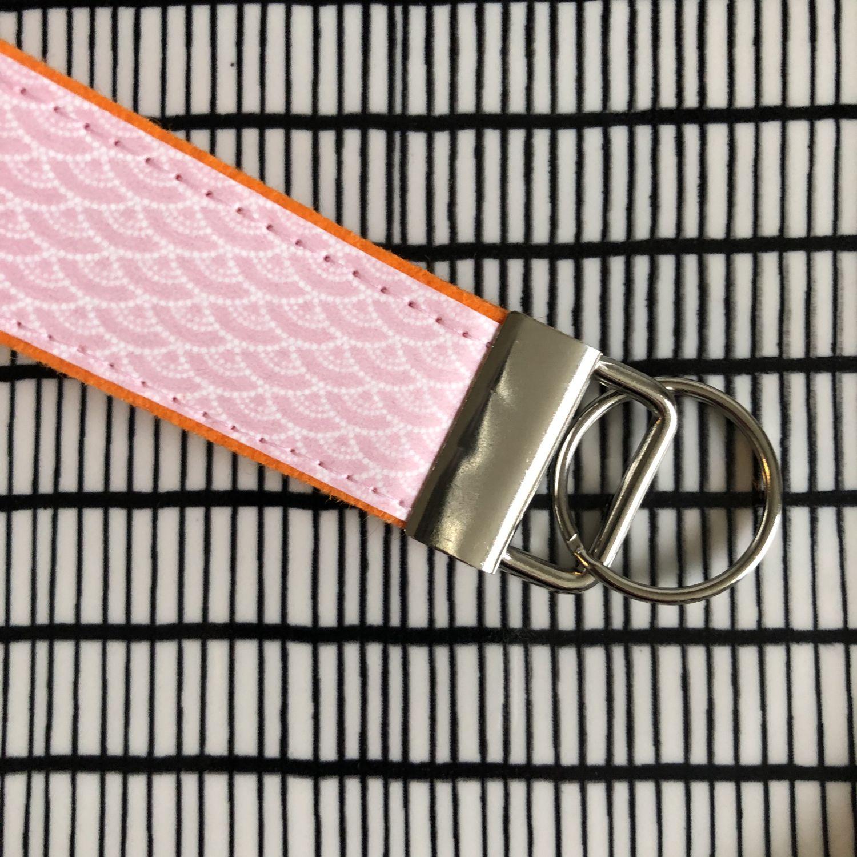 Schlüsselband aus Wollfilz