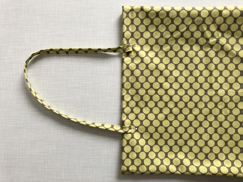 Taschenhenkel annähen