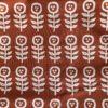 Retroblumen auf Canvas von kokka