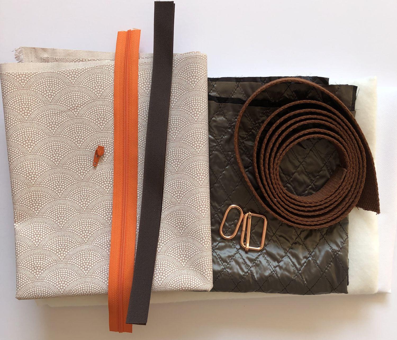 Materialpaket Umhängetasche