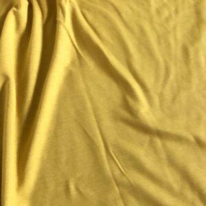 Baumwolljersey gelb kaufen