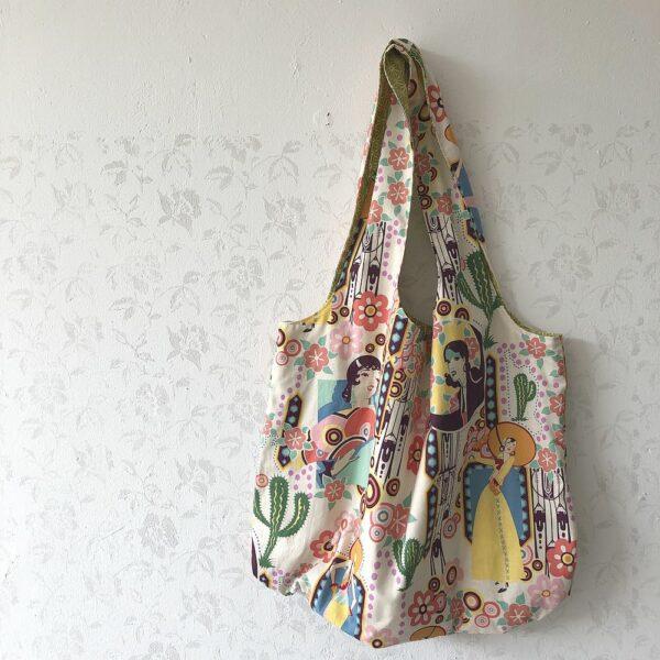 Stoffbeutel Bag aus Alexander Henry Stoff