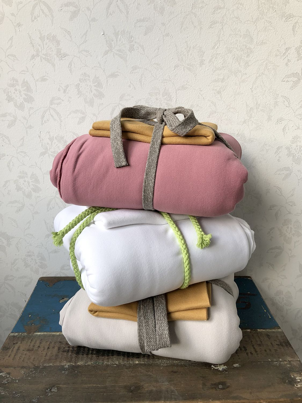 Materialpakete zum Hoodienähen