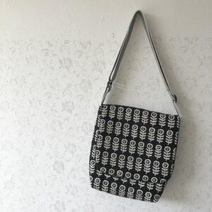 Handtasche Umhängetasche Kuriertasche schwarz kaufen